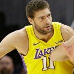 NBA – Au minimum 3 semaines d'absence pour Brook Lopez