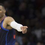NBA – Top 10 de la nuit : Westbrook sans respect pour le MSG
