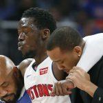 NBA – Detroit privé de Reggie Jackson pour 6 à 8 semaines !