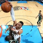 NBA – Top 10 de la nuit : Les cercles ont souffert et Russell Westbrook plaide coupable !