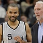 NBA – Gregg Popovich chambre Tony Parker !