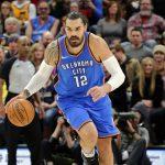 NBA – Top 10 de la nuit : Le dunk une main titanesque de Steven Adams !