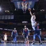 NBA – Top 10 de la nuit : Joel Embiid coupable d'une scène de crime sur Russell Westbrook
