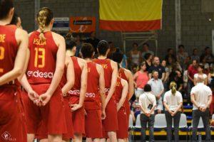 EurobasketWomen – Deux joueuses LFB en sélection espagnole