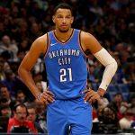 NBA – Andre Roberson encore absent au moins pour trois matchs