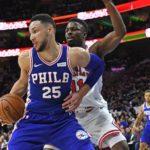 NBA – Highlights : Ben Simmons se venge sur les Bulls avec un énorme triple-double
