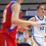 EuroBasket Women 2019 – Qualifications – Lisa Berkani remplace Hhadydia Minte blessée