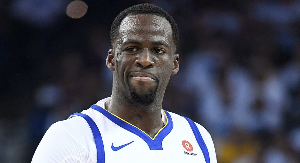 Draymond Green déclaration arrogante