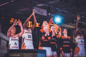 CDF Basket (F) – Les Flammes rejoignent Bourges en finale !