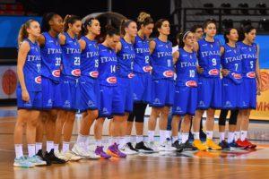 EuroBasket Women 2019 – Qualifications : Les 17 italiennes sélectionnées