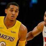 NBA – Les Lakers auraient offert Jordan Clarkson contre Avery Bradley