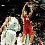 Euroleague – Récap de la J18 : Le CSKA et Milan écrasent leurs adversaires, Shved sur sa lancée.