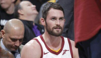 NBA – Les motifs du craquage de Kevin Love dévoilés