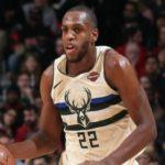 NBA – Joueurs de la semaine : Une première pour Khris Middleton, une habitude pour Stephen Curry