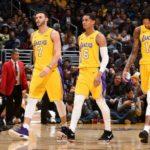 NBA – Top 5 de la nuit : Les Lakers en mode showtime !