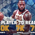 NBA – LeBron James dépasse la barre des 30.000 points en carrière