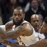 NBA – Un triste record personnel pour LeBron James lors de la défaite face aux Wolves