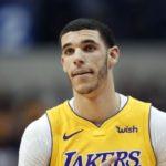 NBA – Les Lakers ne vont pas précipiter le retour de Lonzo Ball