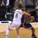 NBA – Pour John Wall, Matthew Dellavedova est un «dirty player»
