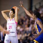 EuroCup Women – 1/16 : Charleville et Basket Landes prennent une option, le Hainaut en difficulté