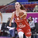 Basket Féminin – Lisa Berkani vivra son rêve américain
