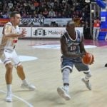 Pro A – Strasbourg : Pape Sy absent deux mois