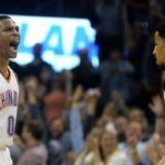 NBA – Russell Westbrook évoque l'absence d'Andre Roberson