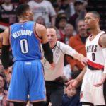 NBA – Damian Lillard se dit «déçu» après les critiques de Russell Westbrook