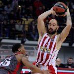 Euroleague – Récap de la J16 : L'Olympiacos recolle au CSKA en tête du classement