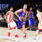 Euroleague – MVP de la J17 : Zoran Dragic mister 100%