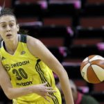 EuroLeague Women – Breanna Stewart pose ses valises en Turquie