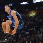 NBA – Top 10 de la nuit : Aaron Gordon déjà prêt pour le Slam Dunk Contest