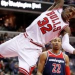 NBA – Top 10 de la nuit : Kris Dunn envoie une belle carte de voeux aux Wizards