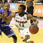 Pro A – David Holston de retour à Dijon !