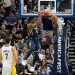 NBA – Donovan Mitchell aimerait participer au concours de dunks
