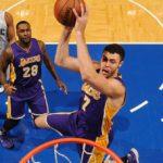 NBA – Top 5 de la nuit : Larry Nance Jr en lévitation !