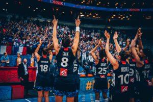 EDF Basket (F) – Il va y avoir du monde à la Brest Arena !