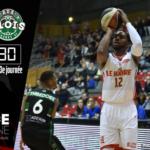 Pro B – Vidéo : La fin de match incroyable entre Le Havre et Blois