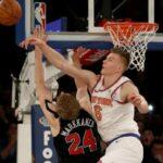 NBA – Highlights : l'énorme duel entre Porzingis et Markkanen