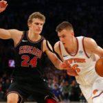 NBA – Top 10 de la nuit : Lauri Markkanen et Kristaps Porzingis font le show !