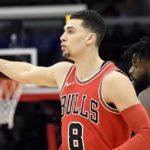 NBA – Retour prometteur de Zach LaVine