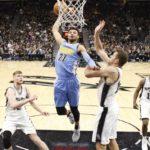 NBA – Top 10 de la nuit : Jamal Murray en mode bulldozer !