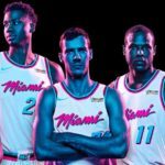NBA – Le nouveau maillot du Heat, un succès avant l'heure