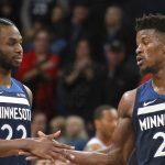 NBA – Tout roule entre Jimmy Butler et Andrew Wiggins ?