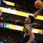 NBA – Top 5 de la nuit : Donovan Mitchell et son alley-oop sanglant