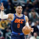 NBA – Top 10 de la nuit : Russell Westbrook, l'extraterrestre volant