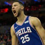 NBA – Ben Simmons dépasse Magic Johnson dans l'histoire des rookies