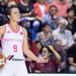 LFB – Un an de plus à Basket Landes pour Céline Dumerc