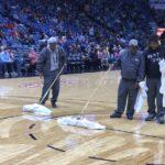 NBA – La confrontation Pacers @ Pelicans reportée à cause de… la pluie