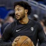 NBA – Aucune offre pour Derrick Rose